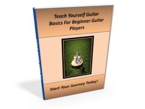 Teach yourself Guitar ebook
