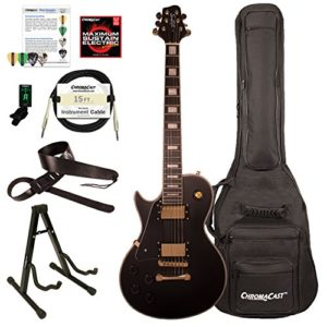 Left Handed Electric Guitar Package