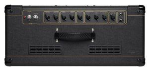 Vox AC15C1 Control Panel