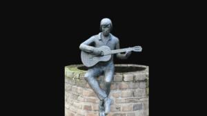 Mini Travel Guitar picture