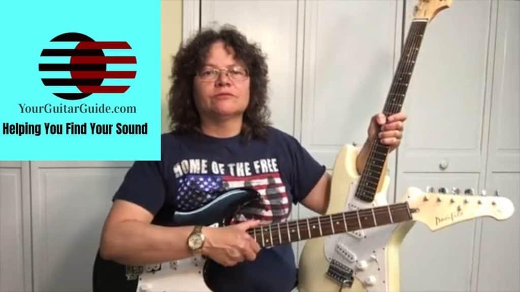 Fender Squier Affinity strat vs Yamaha Pacifica 012